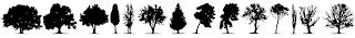 Download font Nature (alam) keren 2
