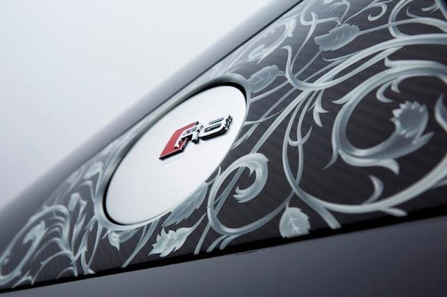 アウディR8 ファイナルファンタジーXV The Audi R8 Star of Lucis