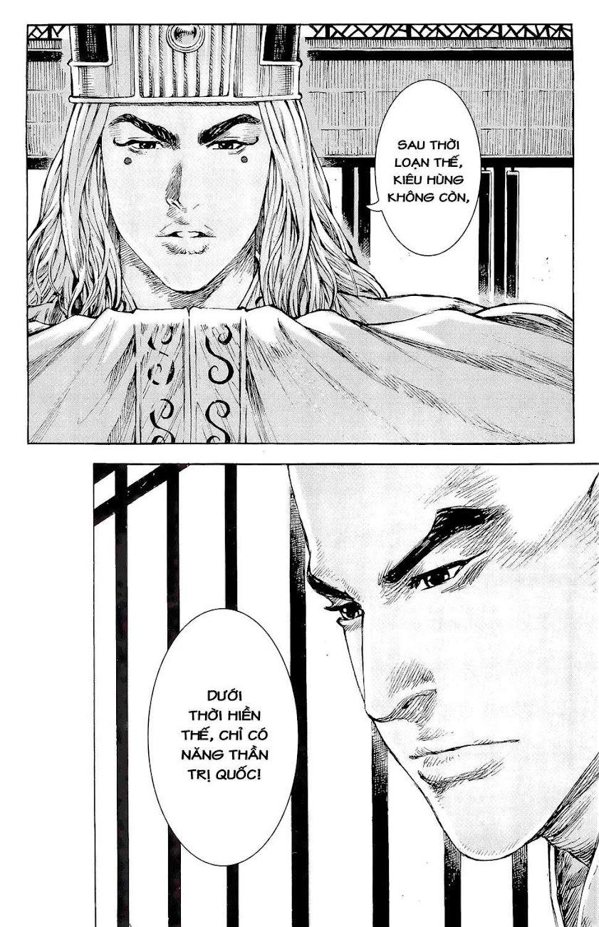 Hỏa phụng liêu nguyên Chương 344: Thiên tử bả tâm [Remake] trang 14