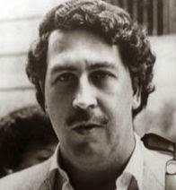 เจ้าพ่อมาเฟีย, มาเฟีย, อันดับเจ้าพ่อ Pablo Escobar Gaviria (1949 - 1993)