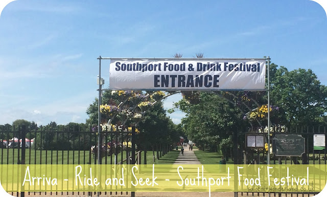 arrive northwest ride and seek southport food festival