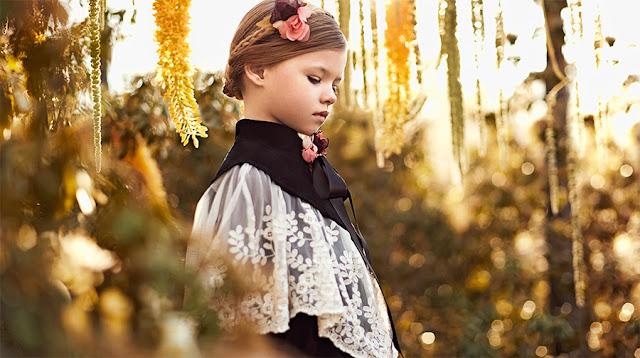 Moda 2017 moda infantil 2017 capas para nenas. Ropa de fiesta para nenas 2017.