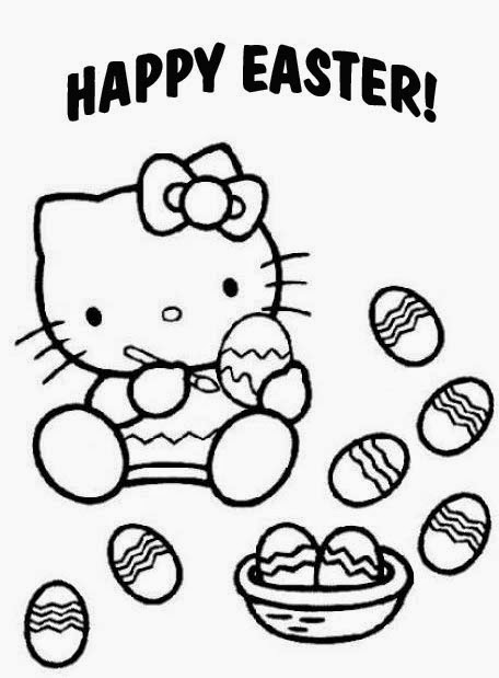 Coloring Pages: Easter Coloring Pages Free and Printable