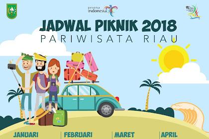 Jadwal Piknik Pada Kalender Event Pariwisata Provinsi Riau