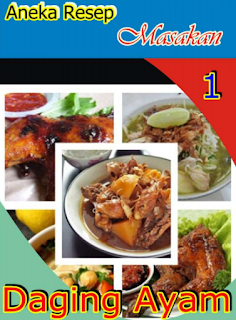Download Resep Masakan Daging Ayam Paling Lezat