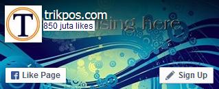 Cara Memasang Fanspage di Blog