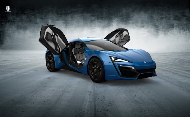Top8 car in the world/ most /most expensive car  all time.W Motors LykanHypersport