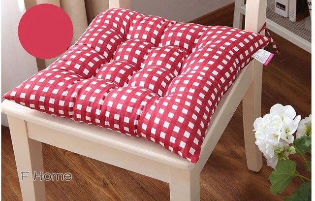 Aprende c mo hacer cojines o almohadones para sillas paso - Cojines para sillas ...