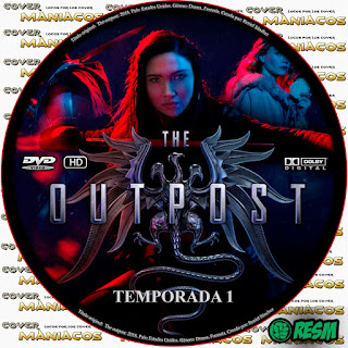 GALLETA - [SERIE DE TV] THE OUTPOST - TEMPORADA 1 - 2018 [COVER DVD]