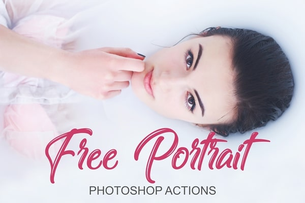 Share Actions For Portraits