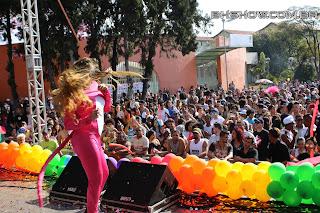 IMG 9819 - 13ª Parada do Orgulho LGBT Contagem reuniu milhares de pessoas
