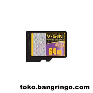 8GB - VGEN - MicroSD Turbo Series