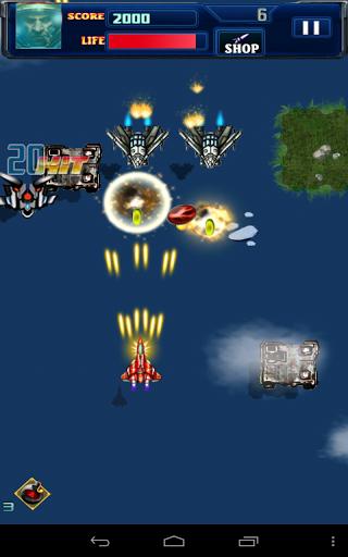 Free Direct Download Android Games: B52 War Plane Apk V.2