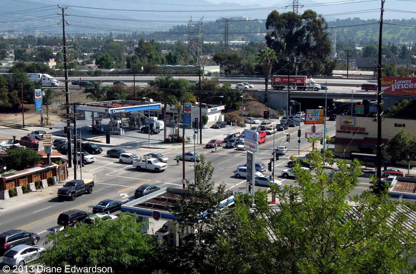 Corralitas Red Car Property: Riverside & Fletcher Drives