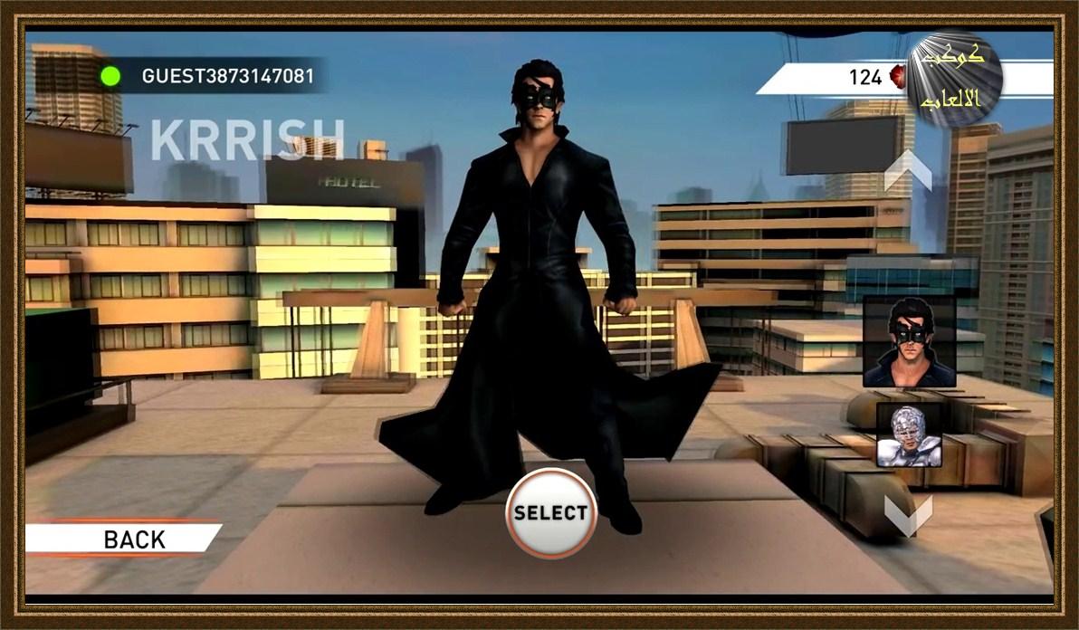 العاب اكشن 2016 Download Krrish 3 Free games