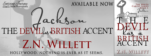 [New Release] THE DEVIL HAS A BRITISH ACCENT by ZN Willett @znwillett @EJBookPromos #UbReview #Excerpt #Giveaway