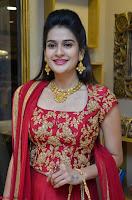 Jenny Honey in Stunning Dark Red Anarkali Dress at Splurge   Divalicious curtain raiser ~ Exclusive Celebrities Galleries 052.JPG