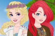 لعبة بنات اميرات