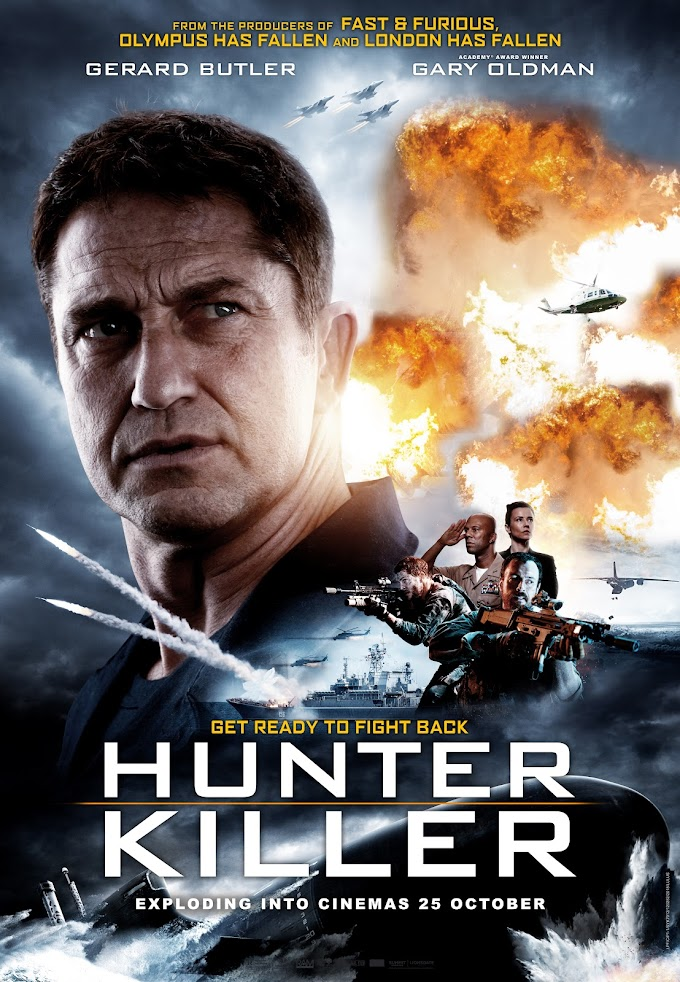 Review Filem Hunter Killer