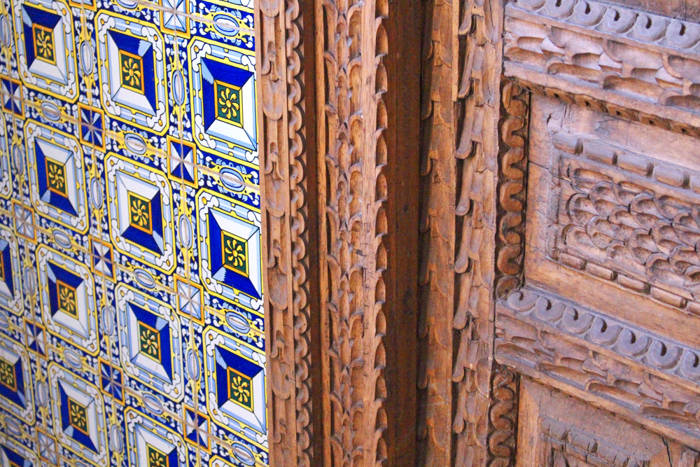 Details at Palacio del Inka, Cusco, Peru - lifestyle & travel blog
