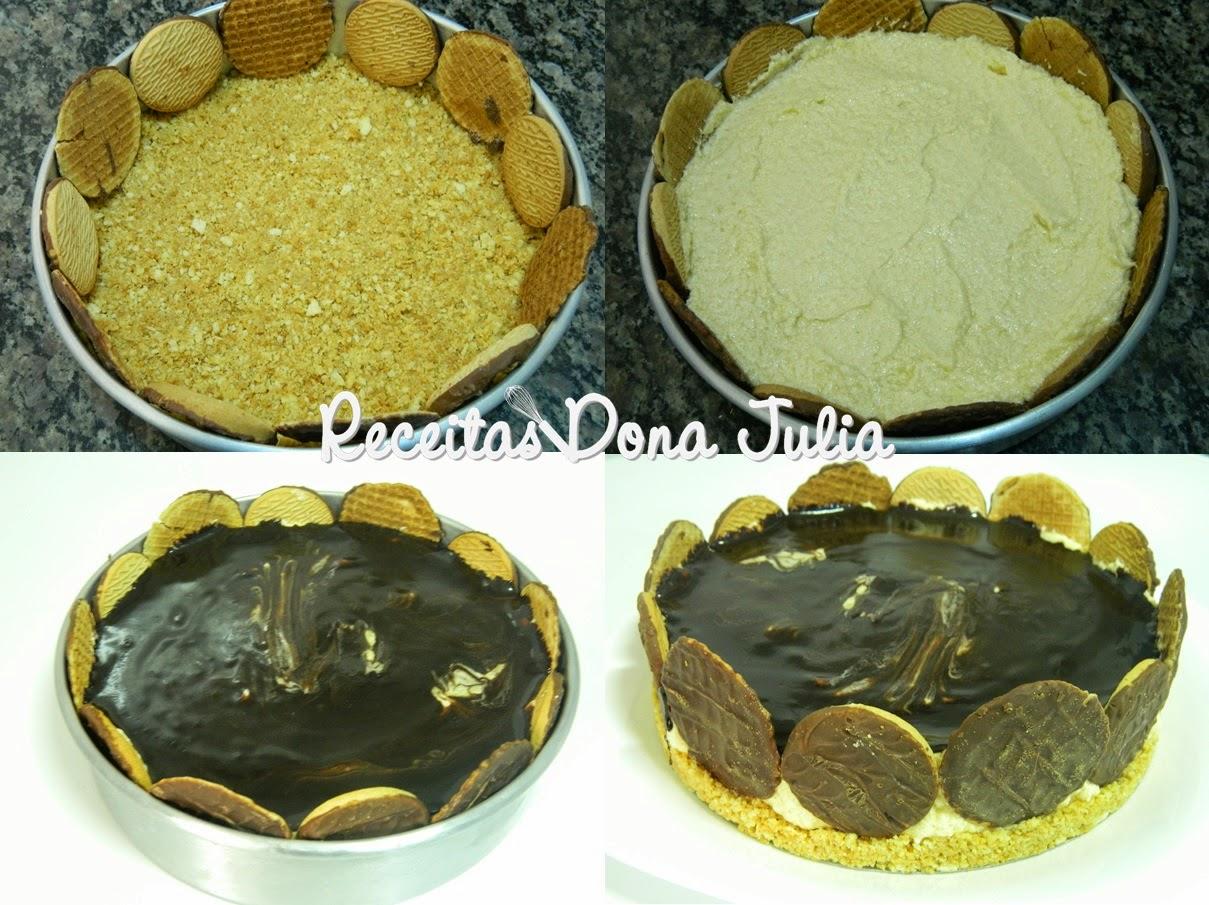 """Torta Holandesa Tradicional"" passo a passo"