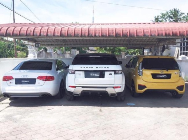 Gadis Berjaya Miliki Range Rover Dan Audi Di Usia Muda