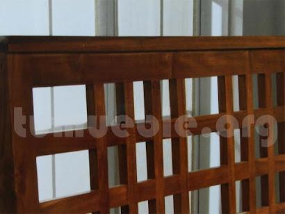 cama madera teca 4185/2