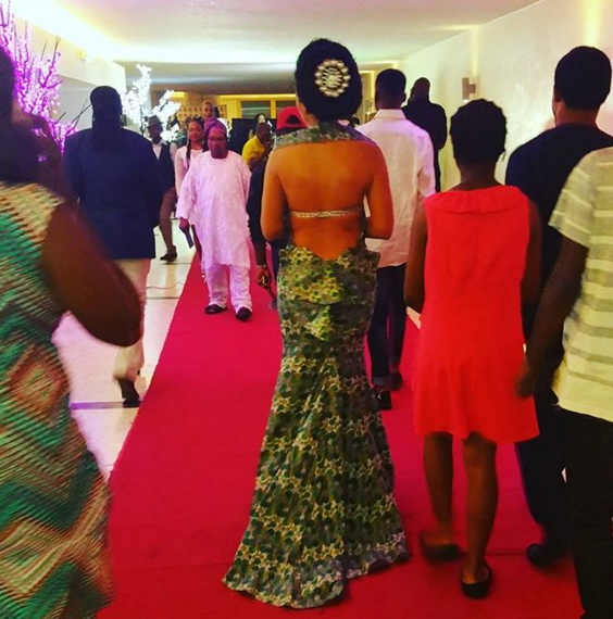 Photos: Confusion As Ibinabo Fiberesima Wears Naked Wonder