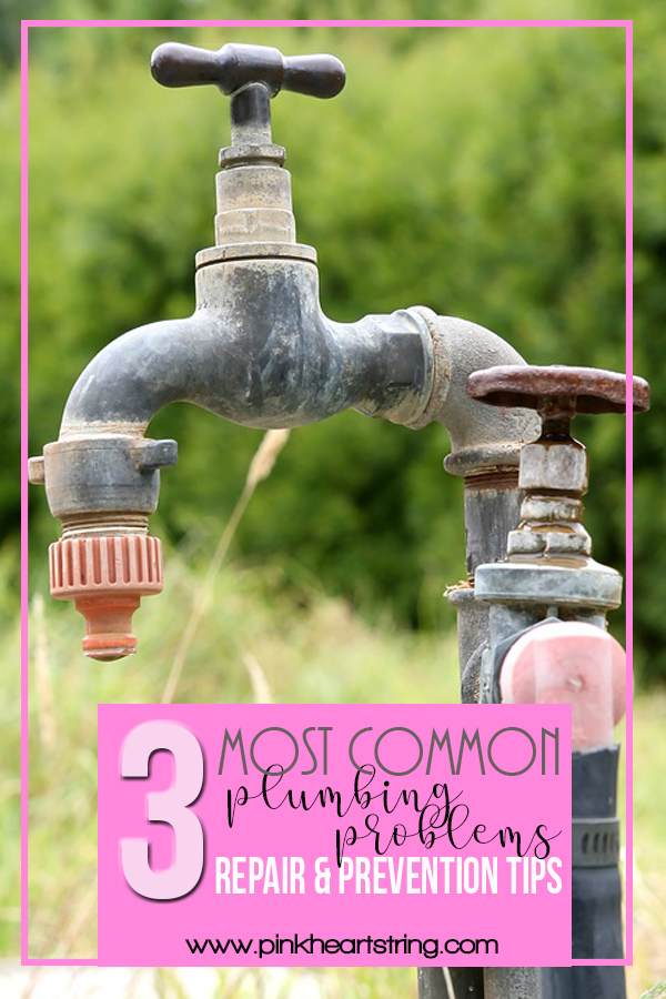 Common Plumbing Problems: Repair and Prevention Tips