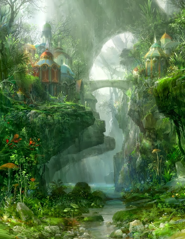 Desktop Backgrounds 4U: Fantasy 2
