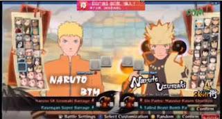 Naruto Ultimate Storm 4 Mod APK - wasildragon.web.id