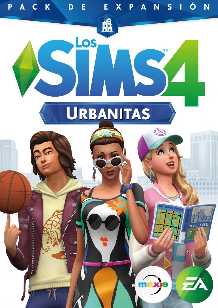 Los Sims 4 Urbanitas ESPAÑOL PC Descargar Full