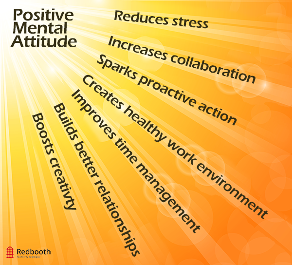 Benefits of Positive Attitude