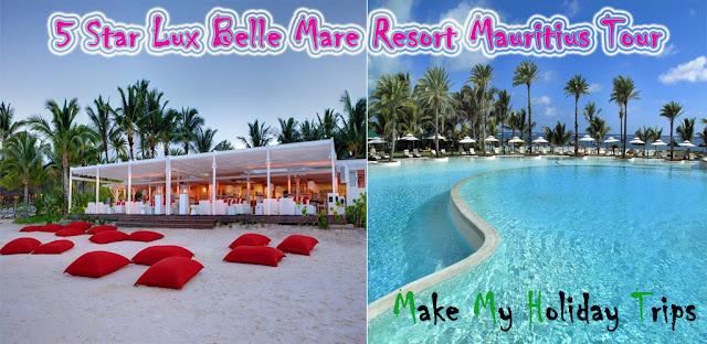 Lux Belle Mare Resort Mauritius Tour