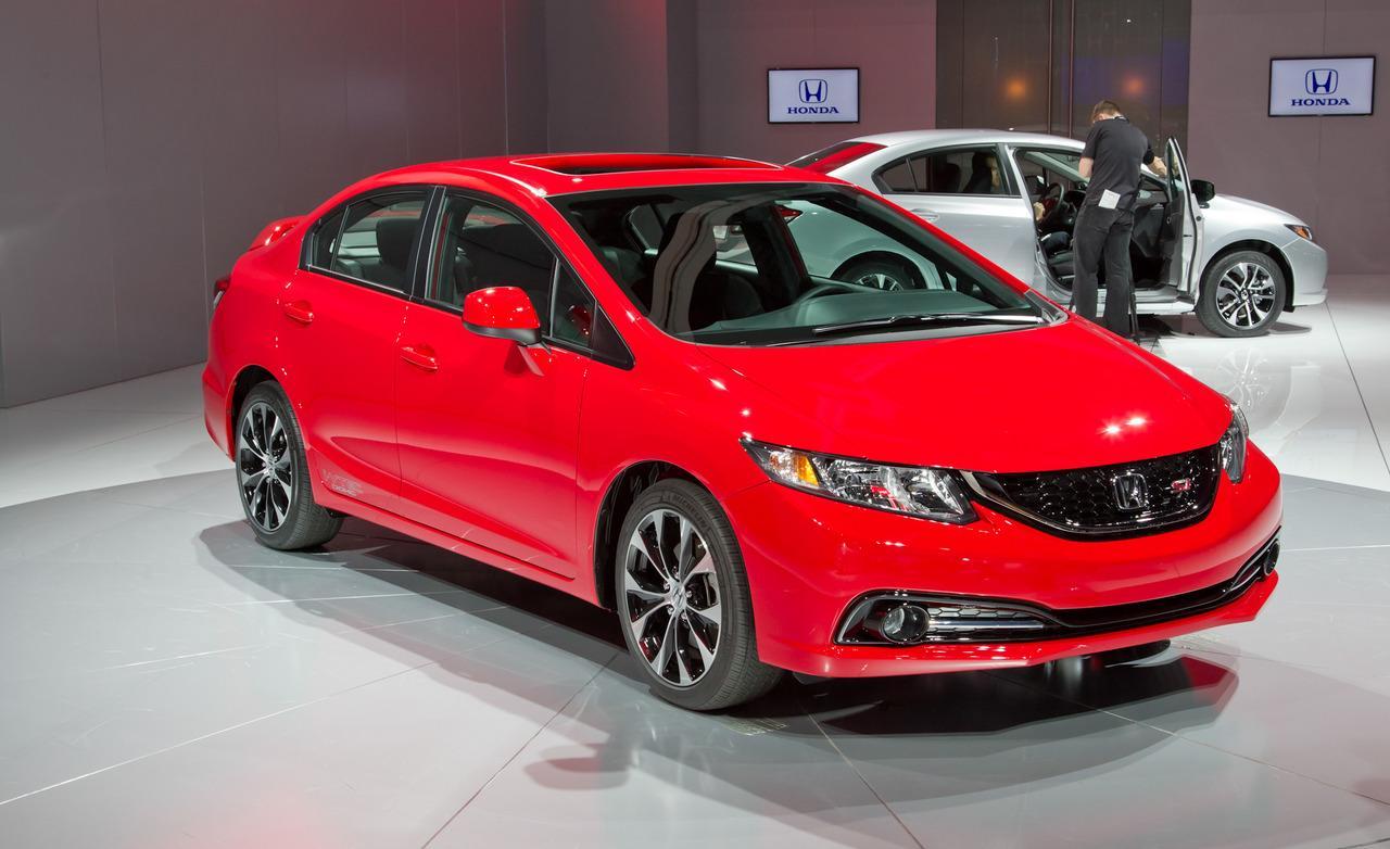 Car Review - 2013 Honda Civic Si | carmadness | car reviews | car release date