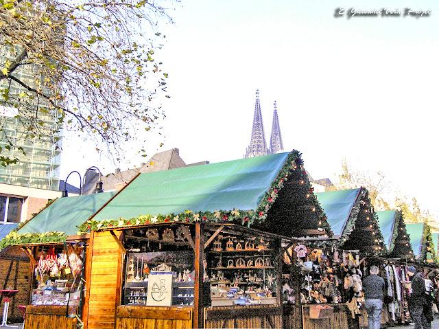 Colonia, Mercados de Navidad por El Guisante Verde Project