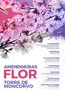 Programa Amendoeiras em Flor 2017 Torre de Moncorvo