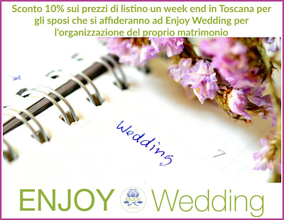 sconto matrimonio wedding planner