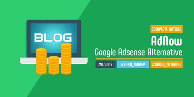 Adnow, Google Adsense Alternative