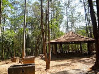 Parque Anhanguera - Churrasqueiras