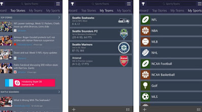 App Yahoo Sport