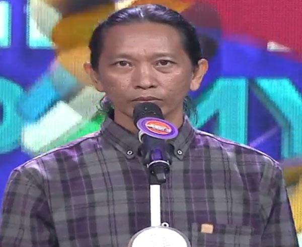 cak blangkon Peserta SUCA 3 Indosiar Tadi Malam 6 Oktober 2017