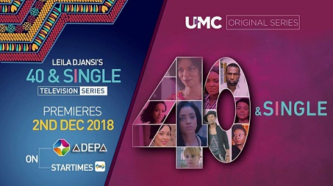 Leila Djansi's 40 & Single premieres on StarTimes' Adepa TV