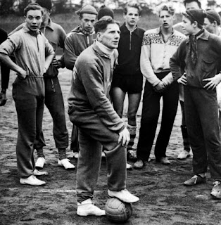 George Raynor coached the Swedish national team in two spells, reaching the World Cup final in 1958
