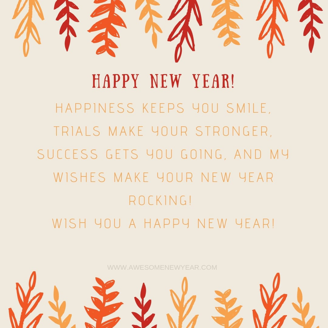 Cute New Year Wishes