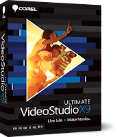 Free Download Corel VideoStudio X9 Full Version