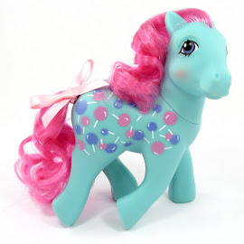 My Little Pony Sweet Tooth Year Five Twice as Fancy Ponies G1 Pony