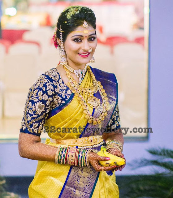 Gorgeous Bride Ram Leela Haram