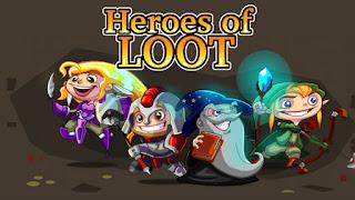 Heroes of Loot APK