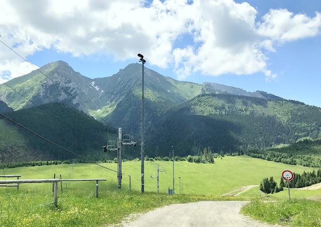 podróż poślubna,tatry, góry, słowackie tatry